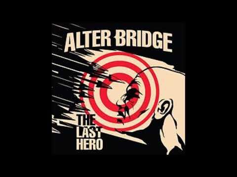 Alter Bridge - Cradle to the Grave (lyrics)
