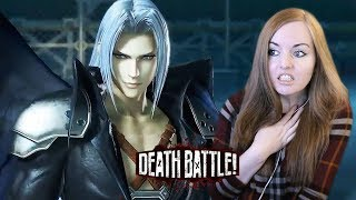 TEAM SEPHIROTH! - Death Battle Sephiroth VS Vergil Reaction