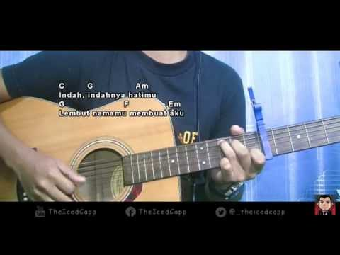 AMAN AF2014 Without You - TheIcedCapp Cover + easy chords