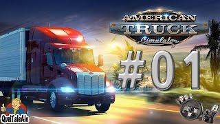 American Truck Simulator + Logitech G27