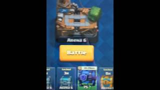 MY FIRST LEGENDARY!! Clash Royale LEGENDARY PULL!!