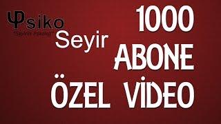 1000 Abone Özel Videosu!