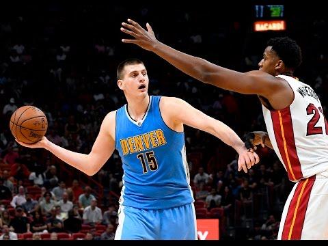 2017 NBA Awards: Most Improved Player of the Year Nominee: Nikola Jokic