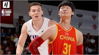 China vs Sacramento Kings - Full Game Highlights | July 6, 2019 NBA Summer League