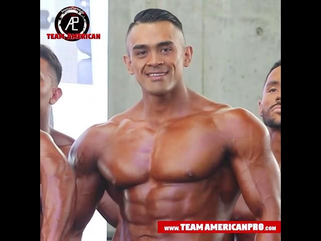 GARY VELA - CLASSIC PHYSIQUE - TEAM AMERICAN - www.TeamAmericanPro.com