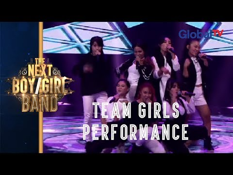 Team Girls Performance