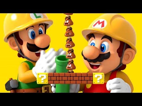 Super Mario Maker 2 MULTIPLAYER CONFIRMED! New Features Trailer (Switch)