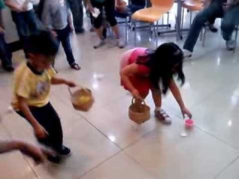 basket the ball game justin's 7th birthday at jollibee pateros 10062013