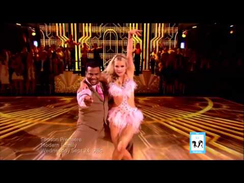 Dancing With The Stars 19 - Alfonso Ribeiro & Witney | LIVE 9-15-14