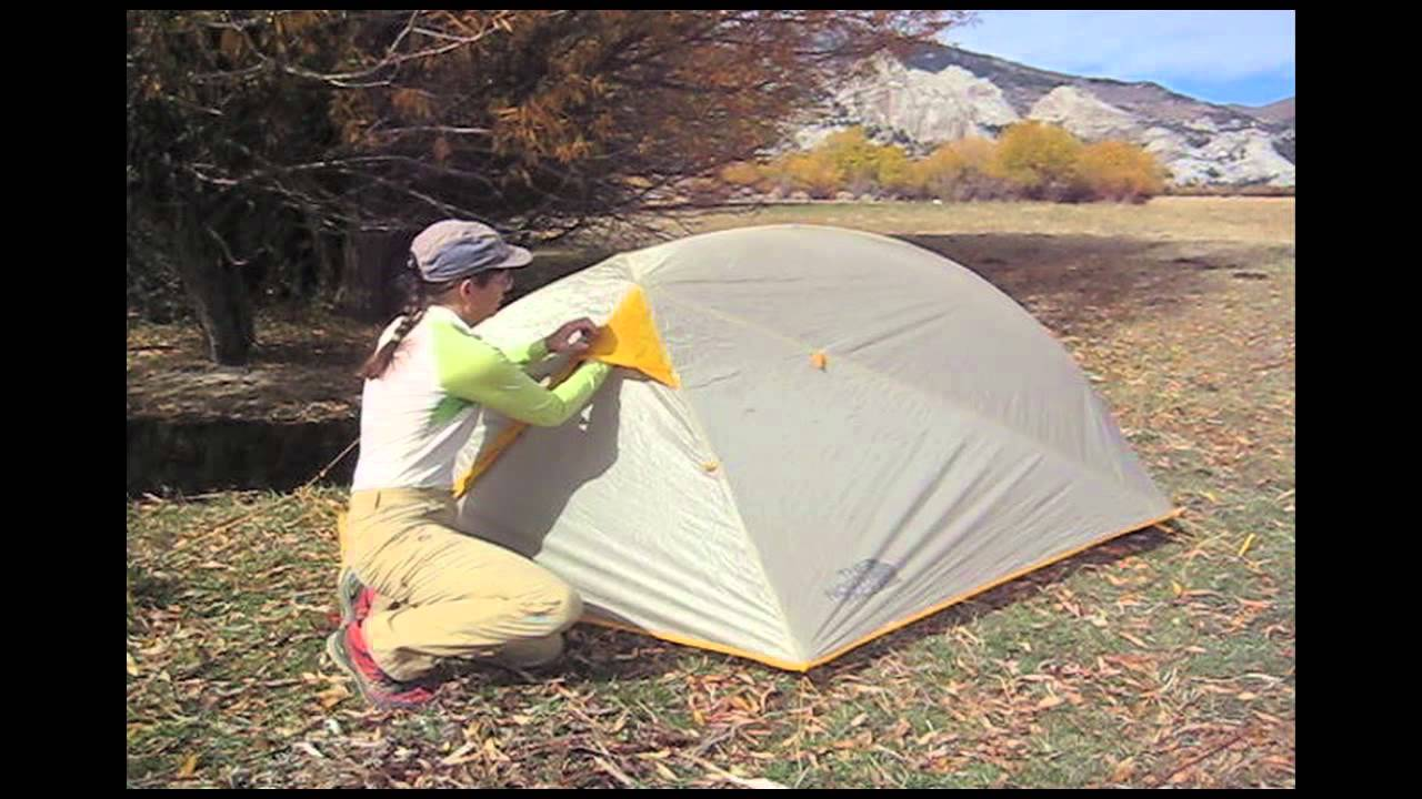 & BP Magazine Gear Review: The North Face Mica FL 1 Tent - YouTube