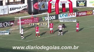 Goianão 2018: Anapolina vence Atlético e garante classificação para semifinais