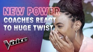 The Twist That Shook Our Coaches  The Voice Australia 2020