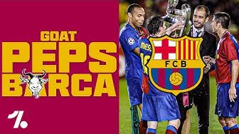 Die besten Teams aller Zeiten! FC Barcelona 2008 - Wie Guardiola & Messi den Fussball veränderten!