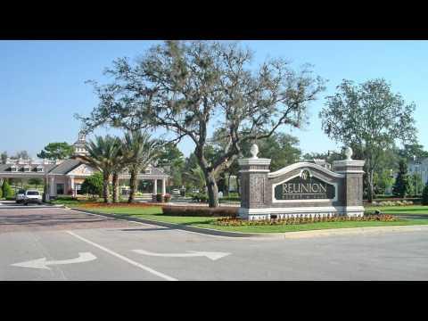 5 Star Orlando Villa at Reunion Resort, a luxury golf resort minutes to DisneyWorld