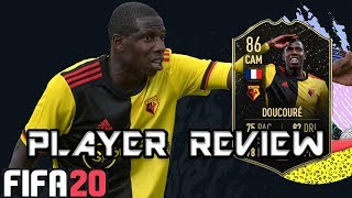FIFA 20 | 86 Abdoulaye Doucoure Player Review | SIF DOUCOURE
