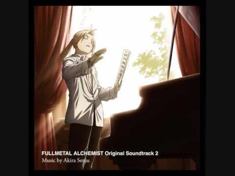 Fullmetal Alchemist Brotherhood OST 2 - The Fullmetal ...