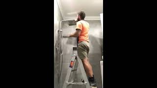 Singing Plumber In The Shower