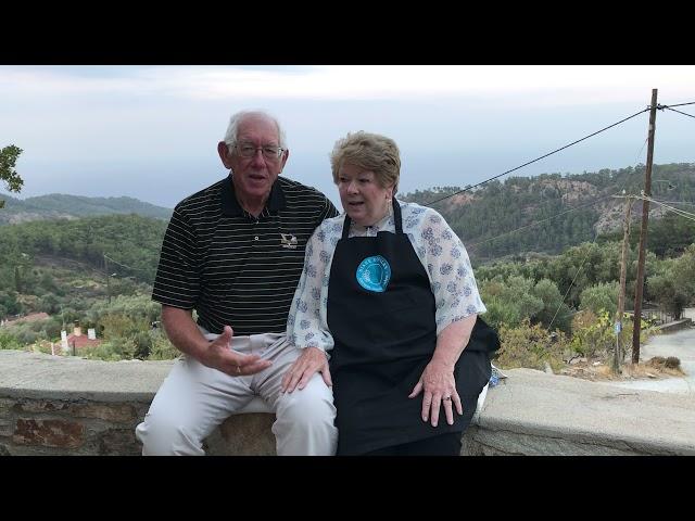Sarah and John, September 2021