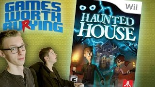 Haunted House for Wii - Games Worth Burying