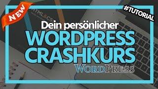 WordPress Website erstellen - ❌ WORDPRESS TUTORIAL ❌ [GERMAN/DEUTSCH]