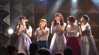 2017.5.4京橋ベロニカYesHappyNight!!!でのミライスカートちゃんとの「...