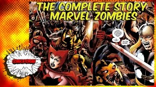 Marvel Zombies (Ultimate Fantastic Four) - Complete Story | Comicstorian