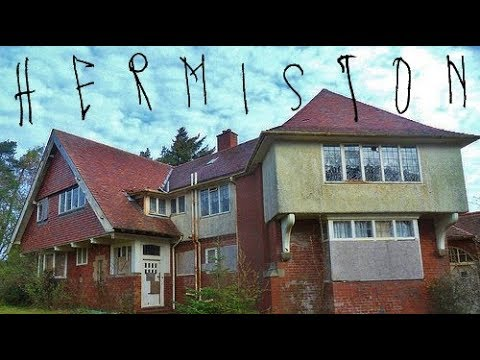 HERMISTON Abandoned House  Our Haunted Scotland Project