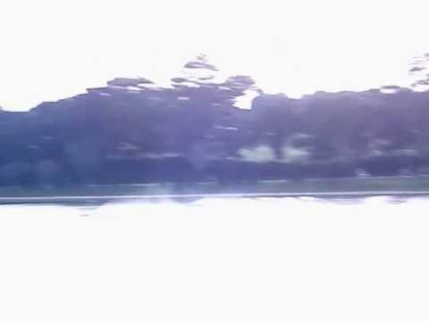 Đua Ca nô mô hình tại hồ Xuân Hương - Đà Lạt