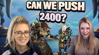 PvP JOURNEY with Snowmixy CONTINUES! Can we hit 2400?