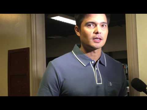 Dingdong Dantes on The Unmarried Wife co-stars Angelica Panganiban and Paulo Avelino - 동영상