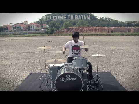 JKT48 - RIVER  Drum Cover by ARDI INDRAWAN batam island