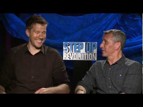 Scott Speer & Adam Shankman 'Step Up Revolution' Interview