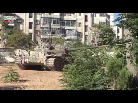 03, October 2016. Aleppo, Syria.Battle for Suleyman Al-Halabi. English subtitles