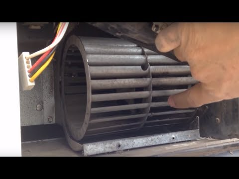 Atwood 8535-II Furnace Motor Replacement (Part 2) 25 May 2015