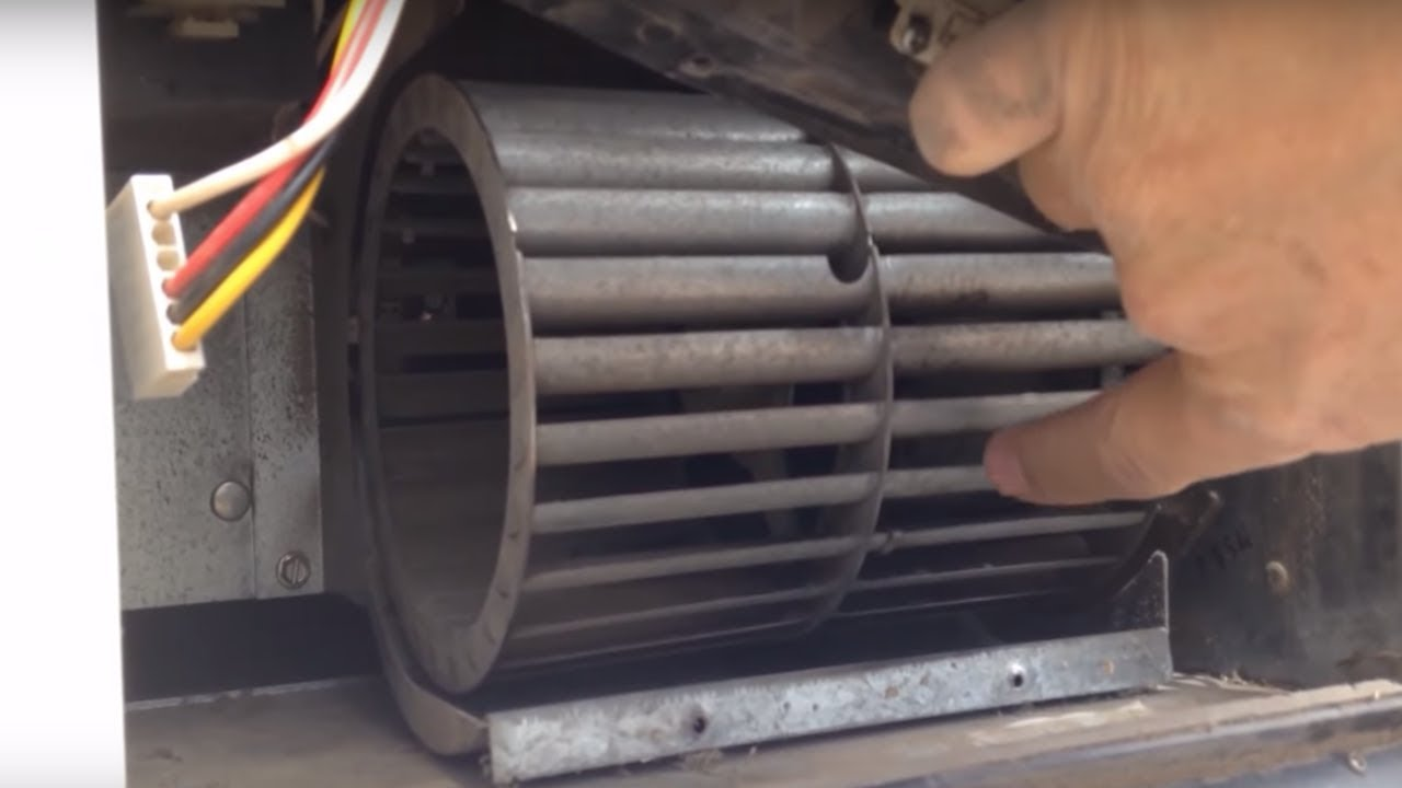 rv furnace repair atwood 8535 ii hydro flame motor replacement part 2  [ 1280 x 720 Pixel ]