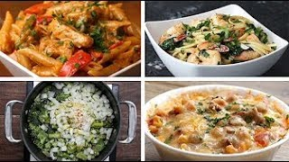 12 Quick One Pot Pastas Recipes | Best Recipes for 30 Minute Meals