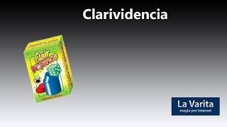 Vídeo: Clarividencia magic collection 13 con video online