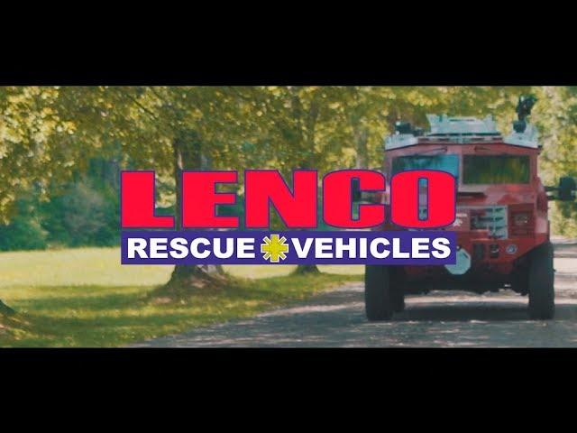 Lenco MedCat G3: Multi-Use Rescue Task Force Vehicle