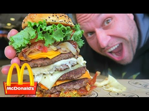 Download Youtube: McDonald's Most Expensive Burger!