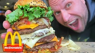 burger eating challenge