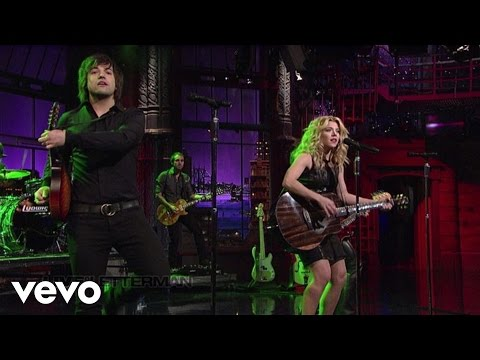 The Band Perry - You Lie (Live On Letterman)