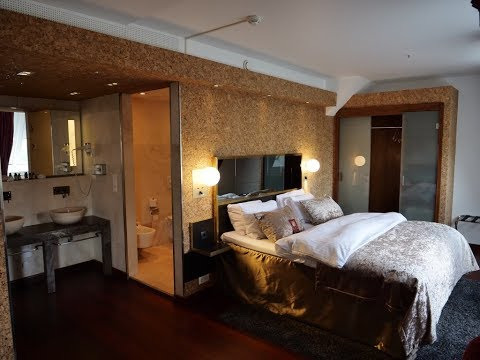 Junior Suite (HD) - Hotel Room Review - Hotel Christiania Teater, Oslo, Norway, Room 619