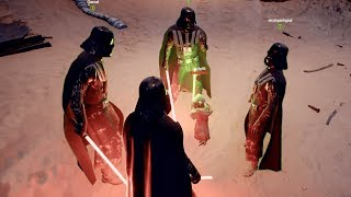 Star Wars Battlefront 2 - Random Moments #89