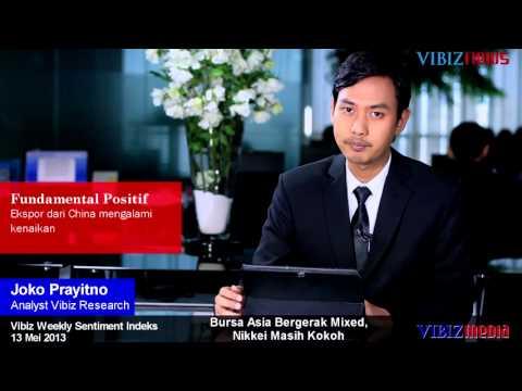 Bursa Asia Bergerak Mixed, Nikkei Masih Kokoh, Vibiznews 13 Mei 2013