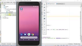 Singleton Model: Android Programming