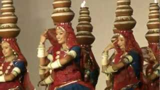 """Chirmi""-The ultimate Rajasthani folk dance"