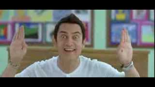 Aamir Khan  Bam Bam Bole song from Taare Zameen Par - Like Stars On Earth