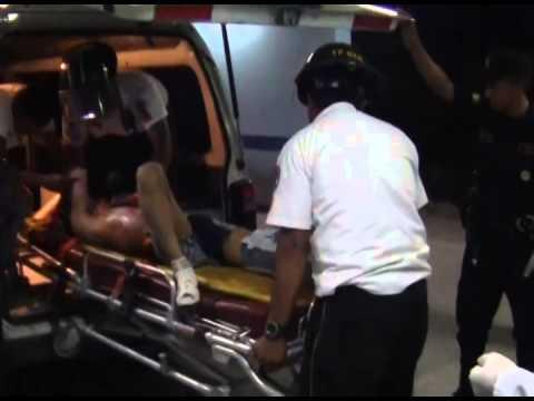 Atacan a machetazos a un hombre en San Sebastián Huehuetenango