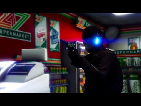 You're Everyday Robbery - A GTA 5 Short Film