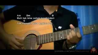 UNGU Bila Tiba - TheIcedCapp + easy chords